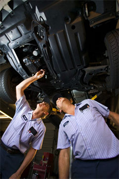 Roe Automotive is an ASE, full-service repair shop